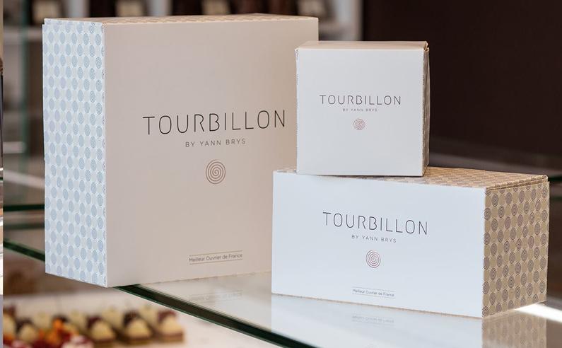 TOURBILLON by Yann Brys
